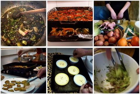 Selfmade Culinair Feest in Marrakech