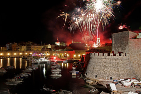 Blind date met Oud en Nieuw in Dubrovnik