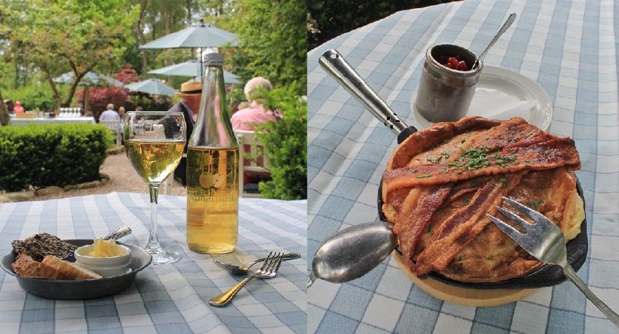 Recepten Scandinavische Keuken Zoeken : Vers brood met lokale appelsap en de beroemde ei-taart van Rut