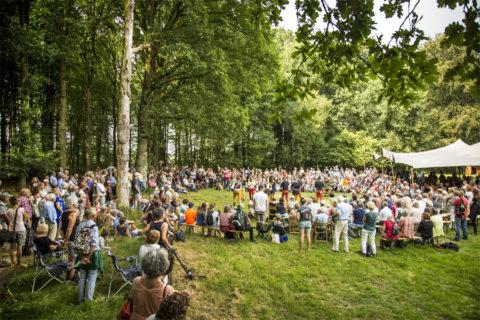 21 t/m 23 juli: Klassiek muziekfestival 'Wonderfeel' 's Graveland