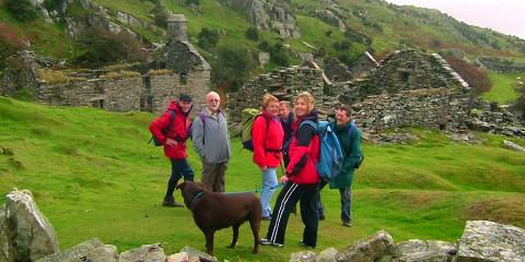 September, de maand om nieuwe wandelvrienden te maken in Engeland.
