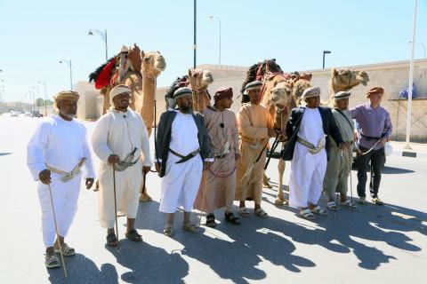 Historische expeditie: 1300 km door de grootste zandwoestijn ter wereld