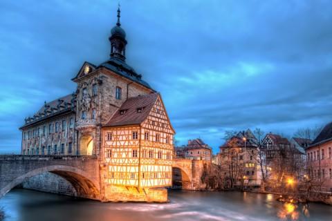 Op verkenning vanuit Werelderfgoed Bamberg