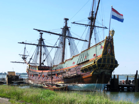 25 juni: Bataviatocht Lelystad