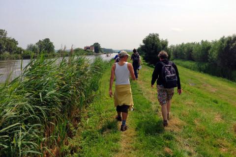 Ongerept stukje Holland tussen de polders