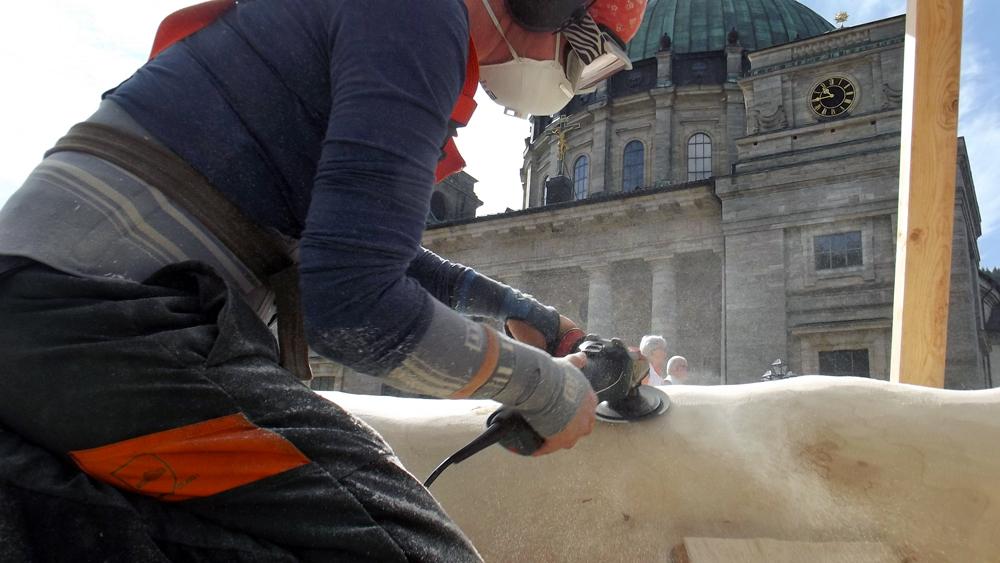 Bildhauersymposium-St-Blasien-Schluchtensteig