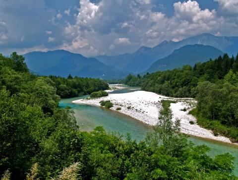 Va. 16 sept: Wandelfestival door de wonderschone Soča Vallei