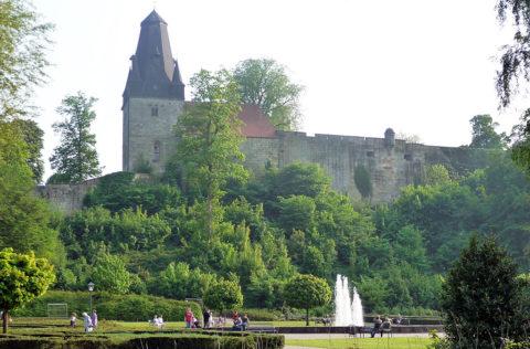Over heilzame paden van Coevorden naar Bad Bentheim