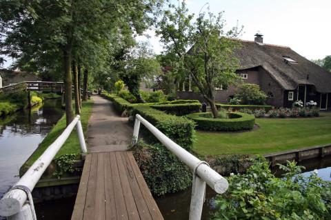 17 sept: Hollands Venetië Wandeltocht Giethoorn