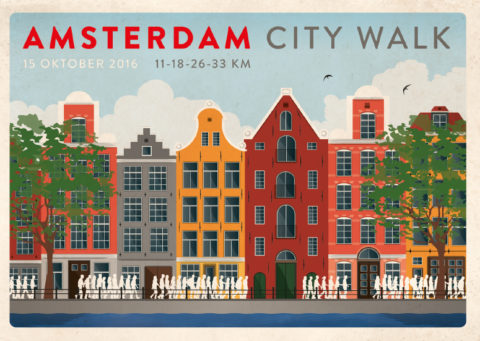 15 okt: Amsterdam City Walk