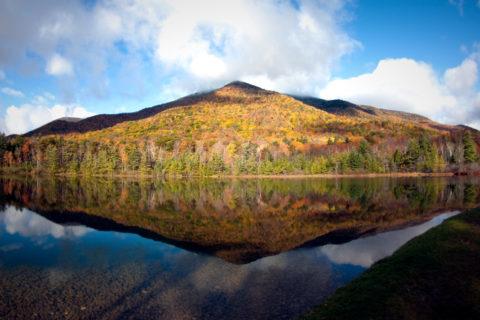 Vermont, America's nummer 1 herfstbestemming