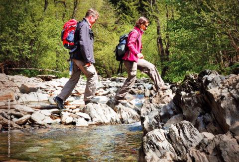 Gratis gids met 26 wandeltochten in de Ardennen