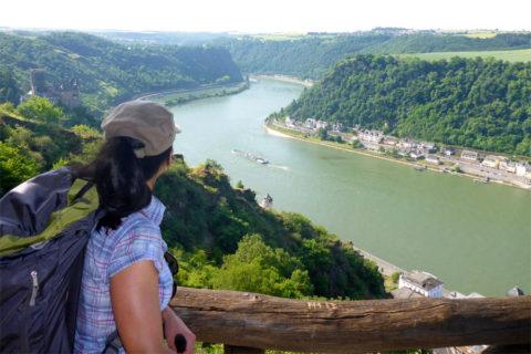 Wandelvakantie Rheinsteig, van Mainz naar Koblenz