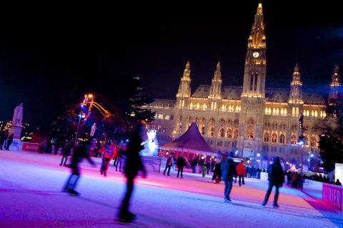 Winterwandelen en kerstmarkt in Wenen