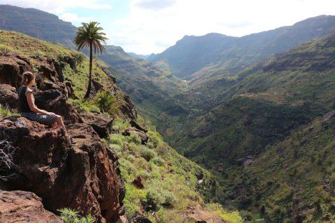Een onverwachte wandeling in het hart van Gran Canaria