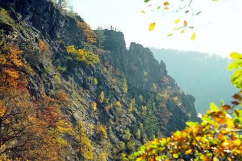 Sprookjesachtig wandelen over de Hexen-Stieg in de Harz