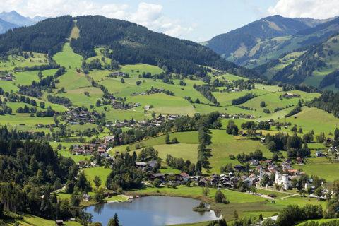 Goldegg, ultieme uitvalsbasis voor de 'verwende' Alpenwandelaar