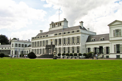 Deze zomer: Rondleiding Parkbos en Paleis Soestdijk