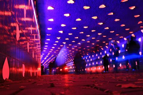 11 t/m 18 nov: Lichtfestival 'Glow' in Eindhoven