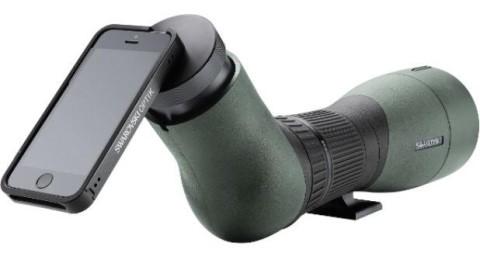 Topfoto's met je mobiel op een telescoop