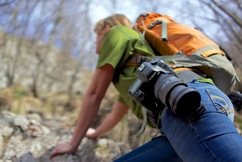 Je camera altijd veilig en comfortabel schietklaar