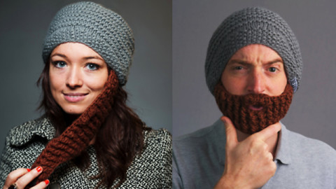 Wintergadget: The Beardo, stijlvol warm