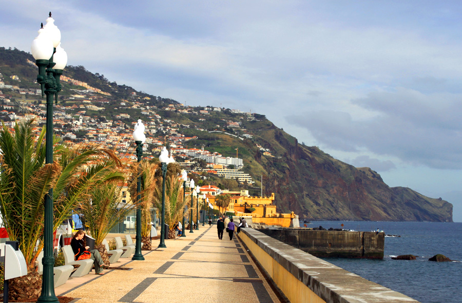 F-Madeira-Funchal-Boule