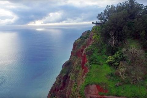 Het letterlijke hoogtepunt van een rondwandeling over Madeira