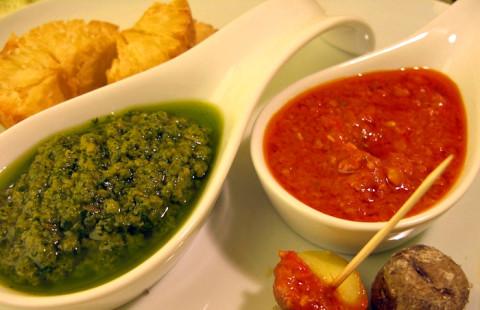 Recept Mojo Verde