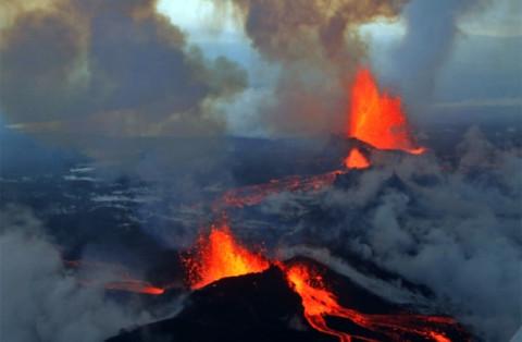 Bardarbunga: IJslands Meest Recente Vuurwerk