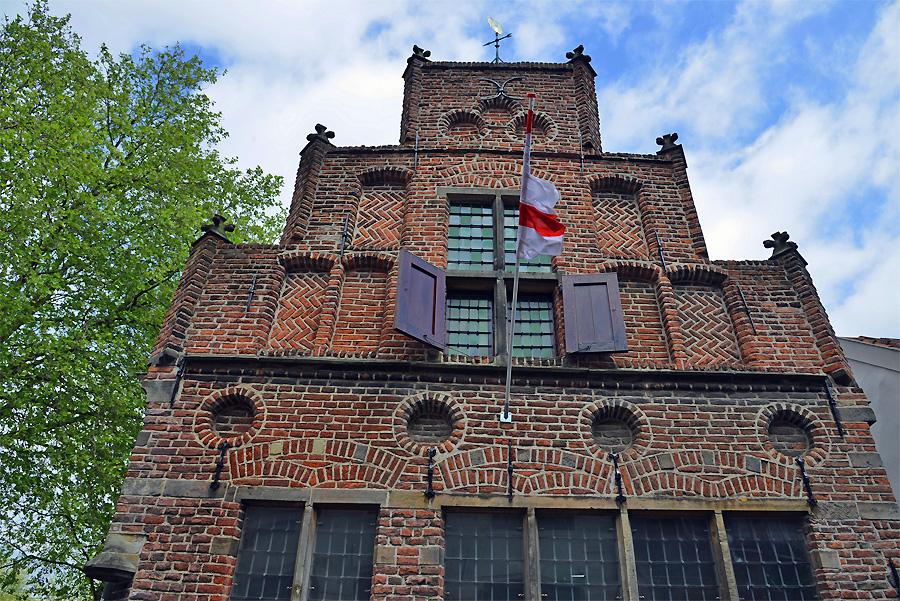 Baksteen-gothiek-Amersfoort