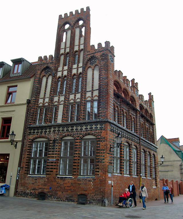 Baksteen-gothiek-Mecklenbur