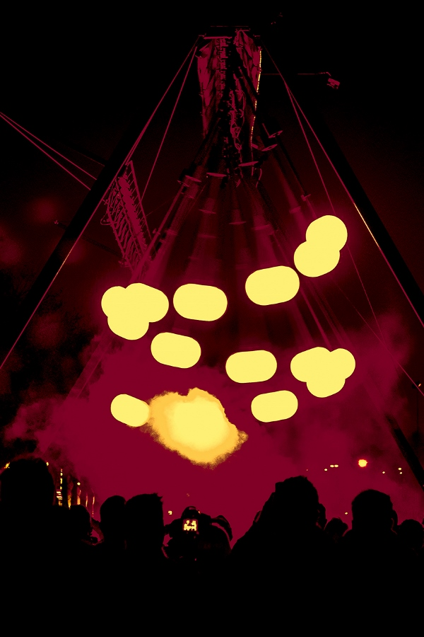 Pendulum Wave van Ivo Schoofs (foto John Mulders)