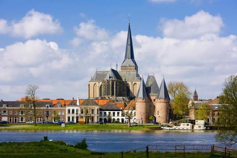 Langs de zeven Hanzesteden aan de IJssel