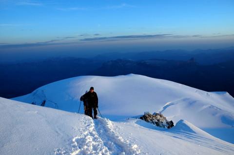 Op sneeuwschoenentocht door de Pyreneeën