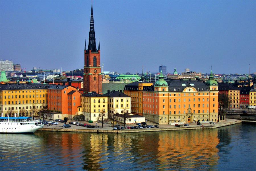 Stockholm--Natasja