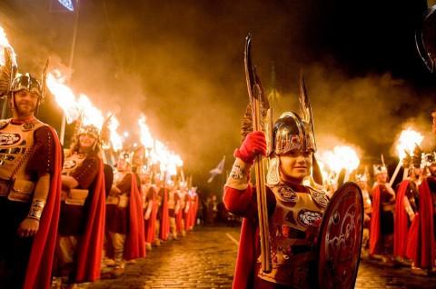 Hogmanay: zo spectaculair vieren de Schotten Oudjaar