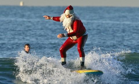Zo vieren ze kerst op het zuidelijk halfrond