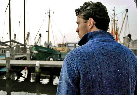 Wat…? Een trui gemaakt van oude spijkerbroeken?