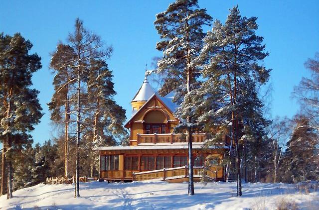 Framby-Udde-resort