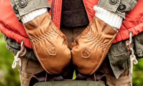 Handschoenen, gemaakt om de hele dag buiten te zijn