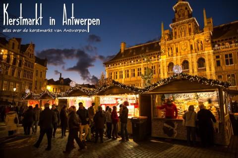 Goed idee: eerste Kerstdag naar Antwerpen