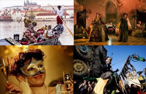 Praags Klassieke Carnaval in stijl