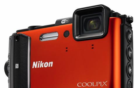 De nieuwste Nikon Coolpix, voor wie af en toe een tijdje onder water wil