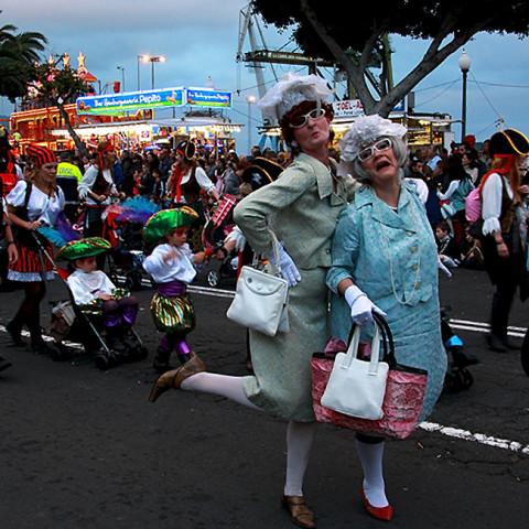 Hier vieren ze het op een na grootste Carnaval ter wereld
