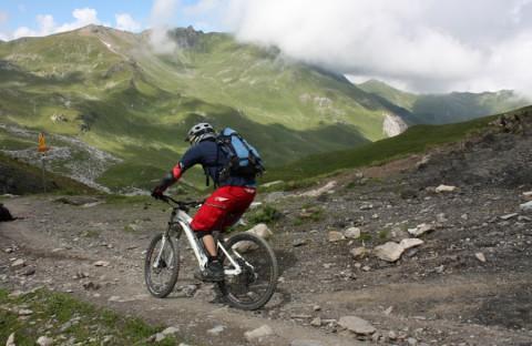 Downhill kan iedereen in Graubundens bergen