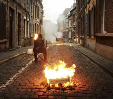 Mons opent het jaar als Culturele Hoofdstad van Europa