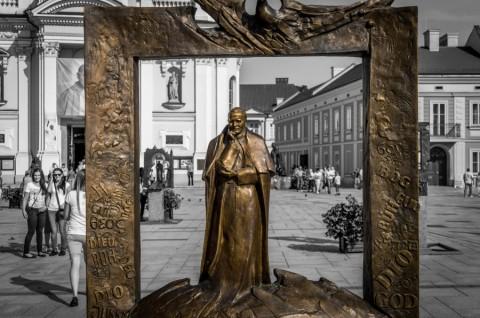 De Pausroute: in de sporen van Johannes Paulus II