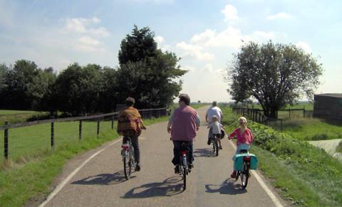 Familie Fiets- en wandeldag in het Groene Hart