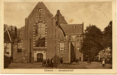 Middeleeuwse kerken-wandeling Utrecht
